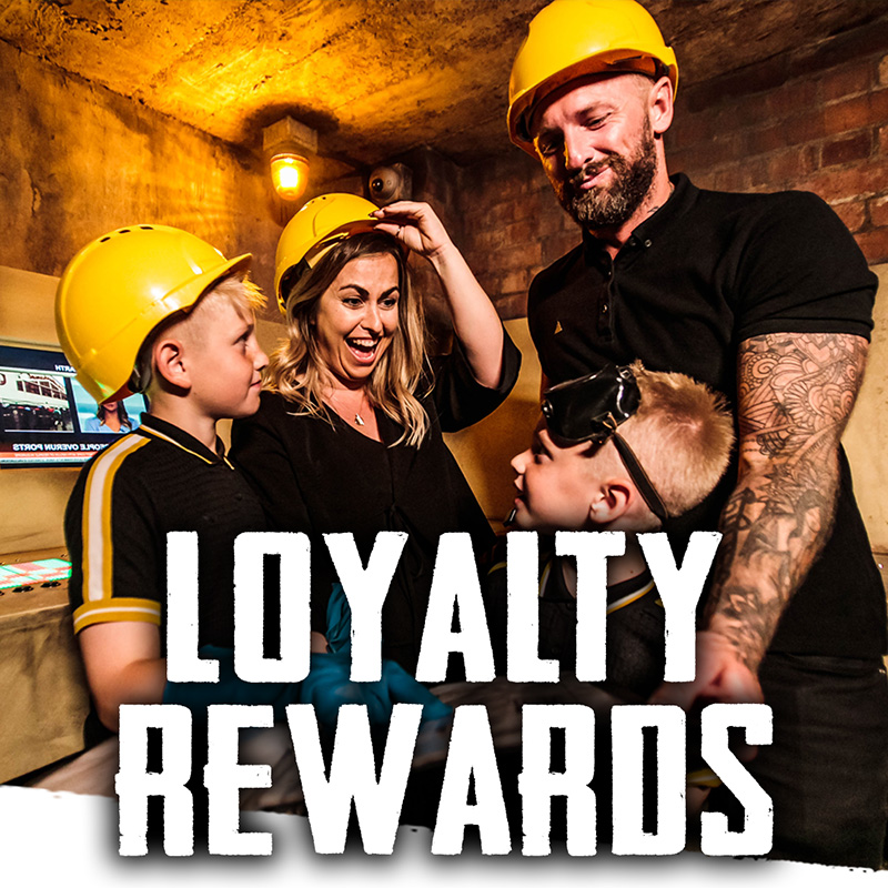 50% off<br/> Loyalty Card