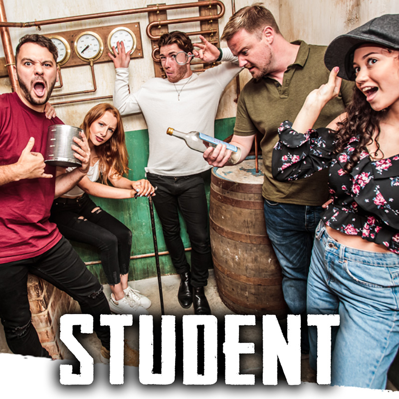 Student Discount:<br/> STUDENTESCAPE
