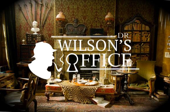 Dr Wilson's Office