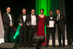 Escape Live wins Business Start up and Entrepreneur of the year