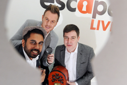 Escape Live to expand with second venue