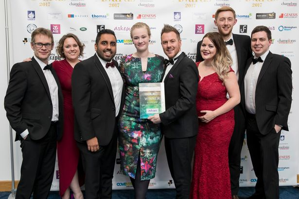 Escape Live on top after Coventry Telegraph Awards win