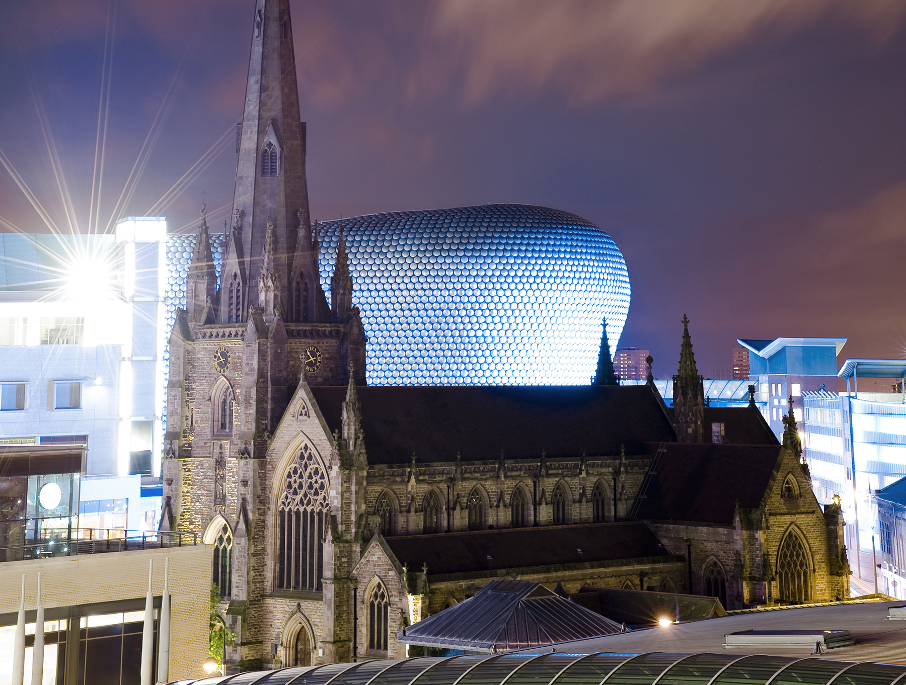 Top 5 Things to do in Birmingham