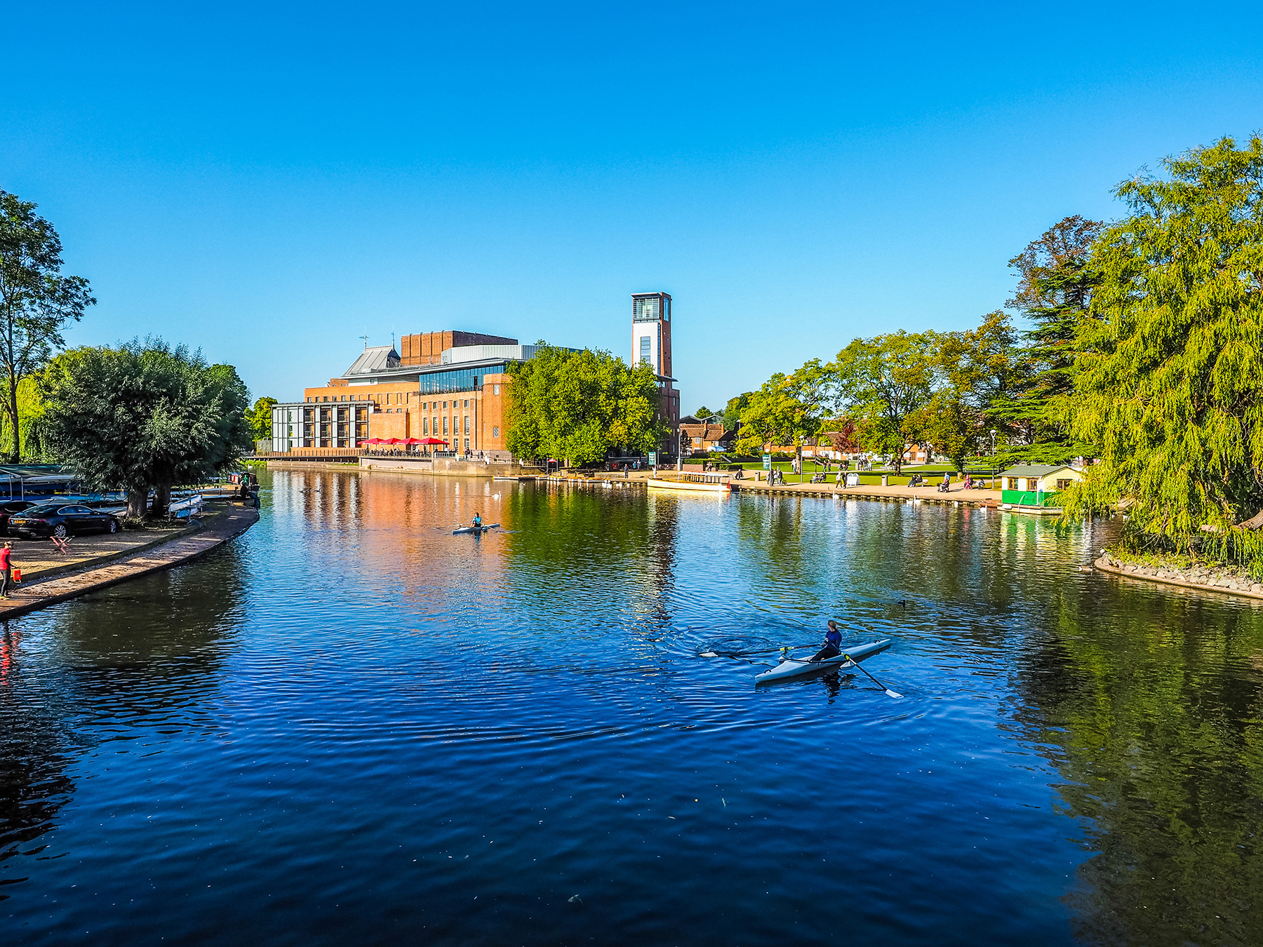 Top 5 Things to do in Stratford-upon-Avon