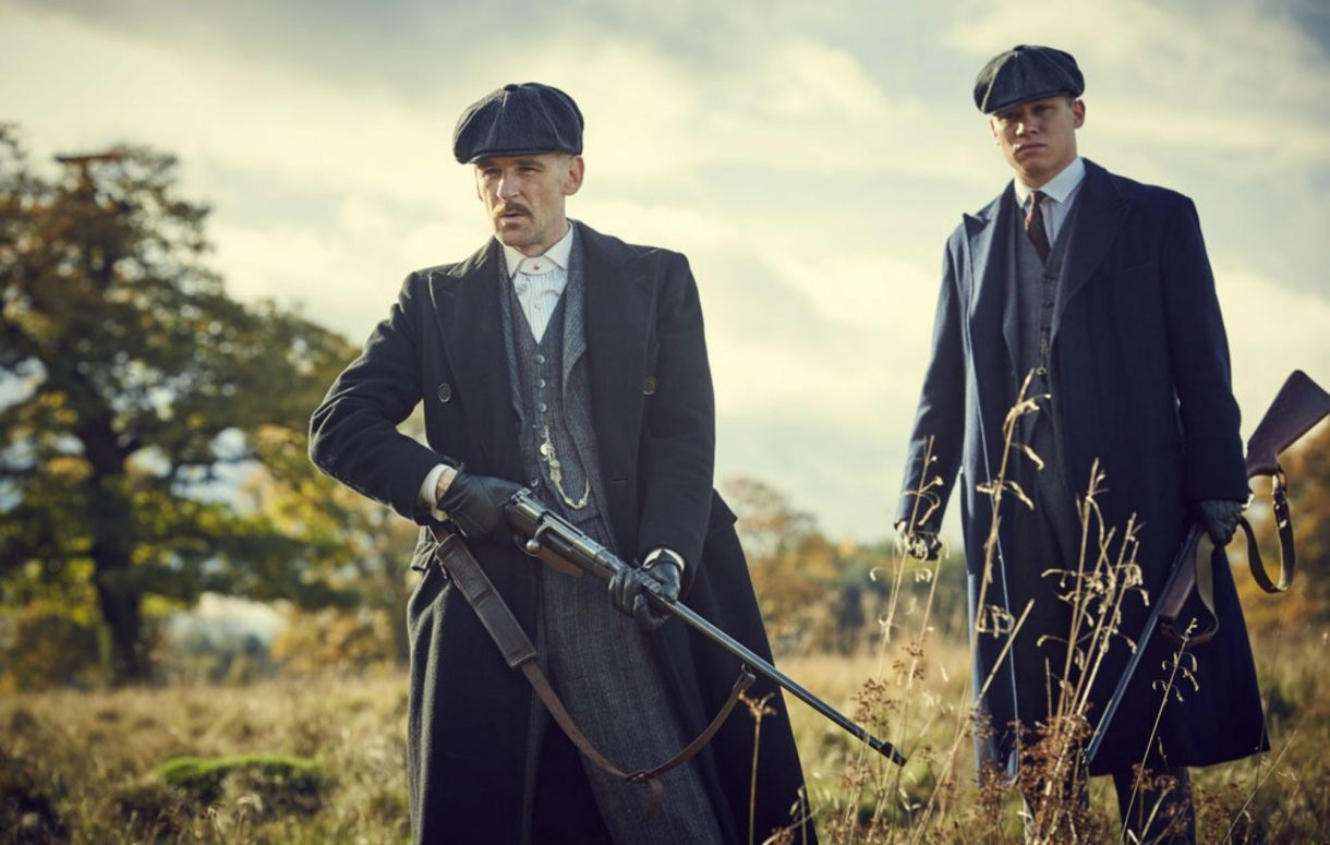 World's first 'Peaky Blinders' escape room is coming to the UK