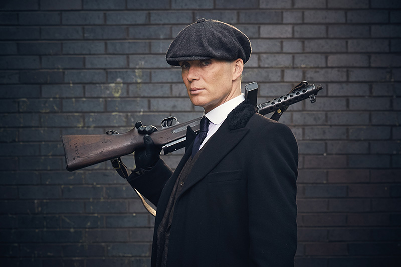 ESCAPE LIVE ANNOUNCES OPENING DATE OF ITS PEAKY BLINDERS ESCAPE EXPERIENCES