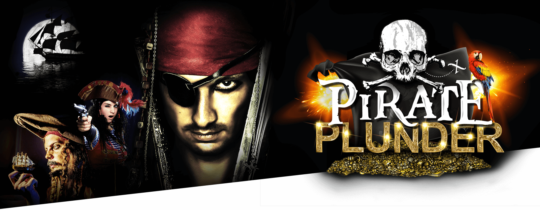Pirate Plunder Southend